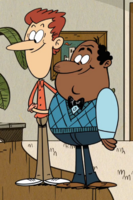 Howard and Harold McBride - The Loud House