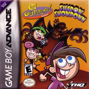 File:Shadow Showdown GBA.jpg