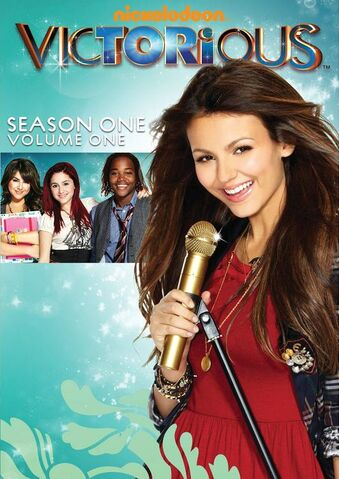 File:Victorious Season1 Volume1.jpg