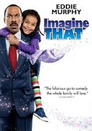 Imaginethat dvd front