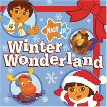 Nick Jr. Winter Wonderland CD