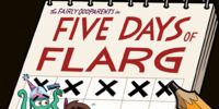 Five Days of F.L.A.R.G.