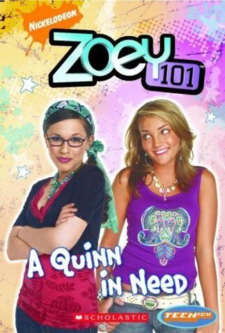 File:Zoey 101 A Quinn in Need Book.JPG