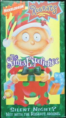 File:TheSantaExperience VHS 1994.jpg