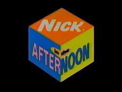 Original Nick in the Afternoon logo