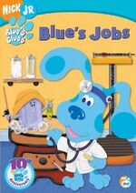 Blue's Clues Blue's Jobs DVD