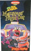 RealMonsters MonstersNightOut SonyWonder VHS