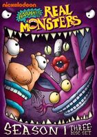 AaahhRealMonsters Season1 DVD