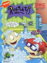 Rugrats Comic Adventures cover Volume 2 Number 8