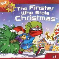 All Grown Up The Finster Who Stole Christmas Book