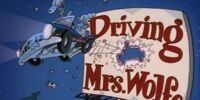 Driving Mrs. Wolfe