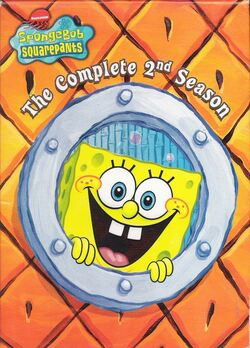 SpongeBob Season 2 DVD original version