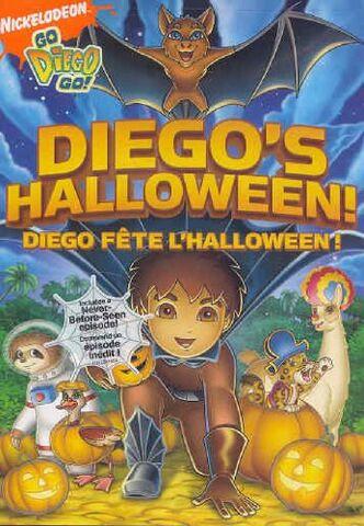 File:Go Diego Go! Diego's Halloween! DVD Bilingual.jpg