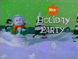 Nickelodeon Holiday Party