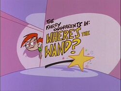 Where's The Wand