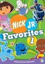 NJ Favorites Vol 1 DVD