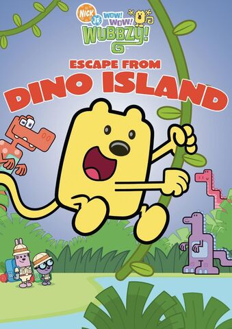 File:Wow! Wow! Wubbzy! Escape From Dino Island DVD.jpg
