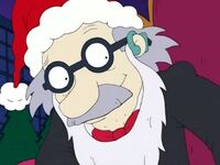 Lou Pickles as Santa