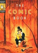 Nickelodeon Magazine The Comic Book cover November 1999 pilgrim
