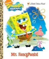 SpongeBob Mr. FancyPants! Book