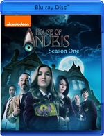 House of Anubis Season 1 Blu-ray