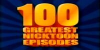 The 100 Greatest Nicktoon Episodes