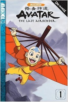File:Avatar The Last Airbender Cine-Manga 1.jpg