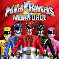 PowerRangersMegaforce