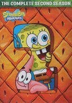 SpongeBob Season 2 DVD new version