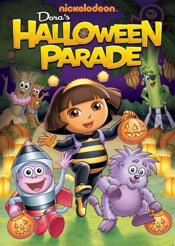 File:Dora the Explorer Dora's Halloween Parade DVD.jpg