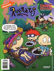 Rugrats Comic Adventures cover Volume 1 Number 3