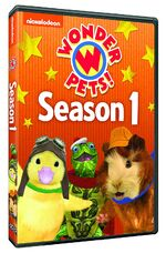Wonder Pets Season One DVD