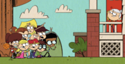The Loud House Characters Cast - Cropped