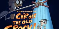 Chip off the Old Crock!