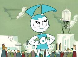 My life as a teenage robot nickelodeon fandom powered for My life as a teenage robot opening