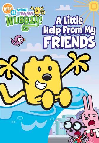 File:Wow! Wow! Wubbzy! - A Little Help from My Friends DVD.jpg