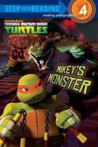Teenage Mutant Ninja Turtles Mikey's Monster Book