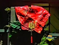 Silk Sash of Mulan