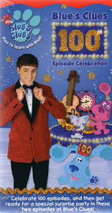 File:Blues Clues 100th Episode Celebration VHS.png