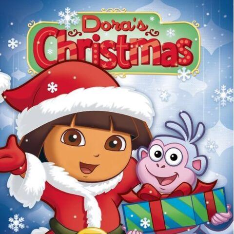 File:Dora's Christmas CD.jpg