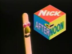 Nick in the Afternoon title