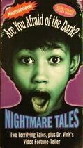 Nightmare Tales VHS