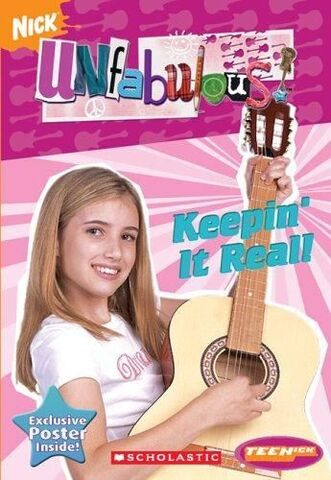 File:Unfabulous Keepin' It Real! Book.JPG