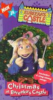 Eureeka's Castle Christmas at Eureeka's Castle VHS 1