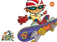 Rocket Power Otto Wallpaper 1