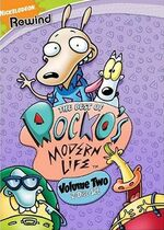 Rocko's Modern Life DVD = V2 Best Of