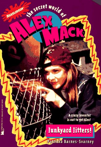 File:The Secret World of Alex Mack Junkyard Jitters! Book.jpg