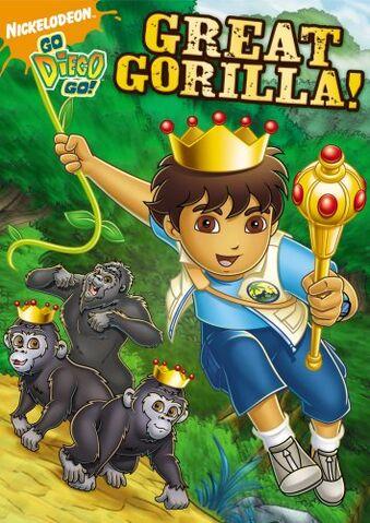 File:Go Diego Go! Great Gorilla! DVD.jpg