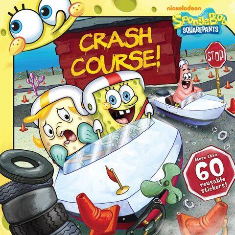 File:SpongeBob Crash Course! Book.jpg