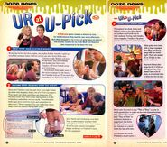 U Pick Live Ooze News Nick Mag Dec Jan 2004